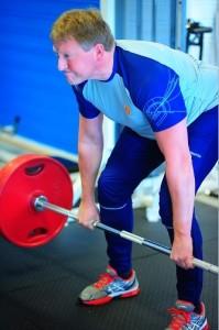 Åge Andersen: 10kg lettere og minst like sterk