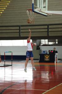 Wenche Rydning 2: Full innsats under balløvelsen i åpent Brasiliansk mesterskap 2012