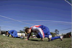 Hvem er jeg: Verdensmester i Flyfemkamp 2012